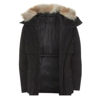 Belstaff Black Expedition Coat