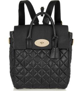 Mulberry Cara Delevingne Quilted Backpack