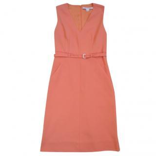 Diane Von Furstenberg Coral Nula Dress