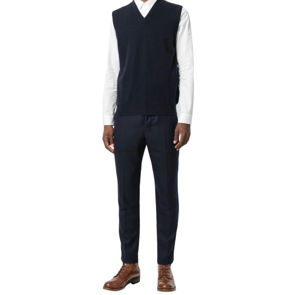 N.Peal Cashmere Knit Vest
