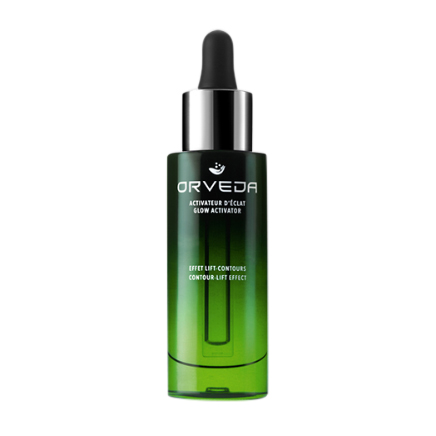 Orveda Contour-Lift Effect Dewy Glow Botanical Oil