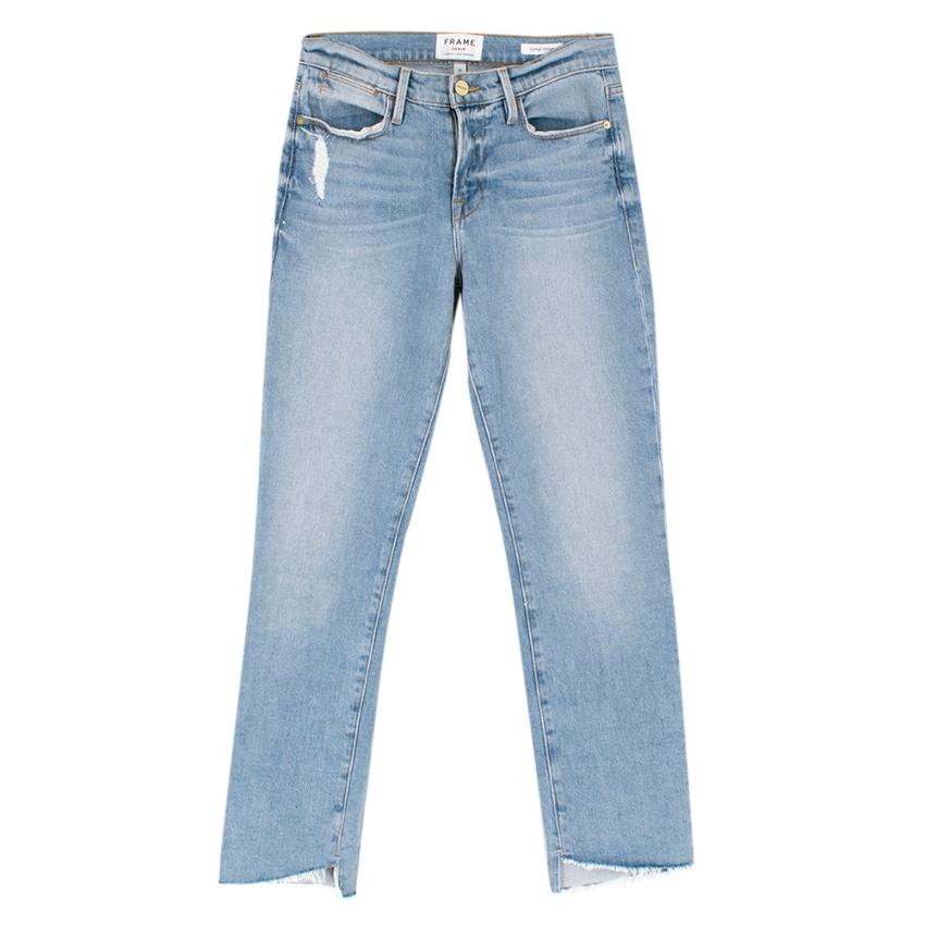 Frame Denim Le High Straight Jeans