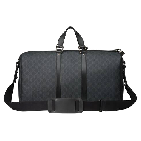Gucci GG Supreme canvas carry-on duffel bag