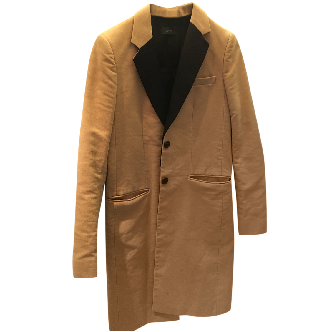 Joseph Tan Moleskin Coat
