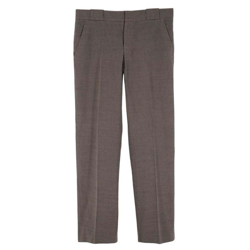 Maison Margiela Men's Houndstooth Trousers