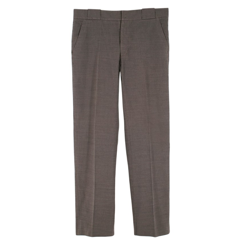 Maison Margiela Men's Houndstooth Trousers
