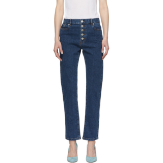 Joseph Blue Denim Den Stretch Jeans