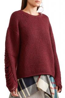 IRO Alpaca & Wool Blend Knit Jumper