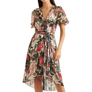 Anna Sui Resort '19 Printed Dress