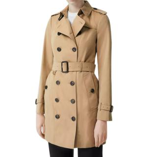 Burberry Mid Length Sandringham Trench coat