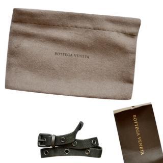 Bottega Veneta metal mesh wrap bracelet