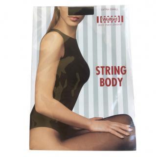 Wolford Black String Body