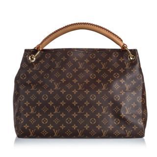 Louis Vuitton Monogram Artsy MM Shoulder Bag