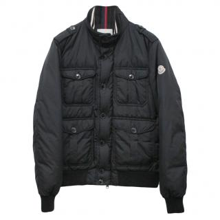 Moncler Men's Black Cahors Down Jacket