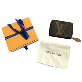 Louis Vuitton Monogram Limited Edition Zip-Around Wallet