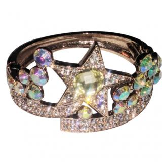 Bespoke Crystal Embellished Shooting Star Cuff
