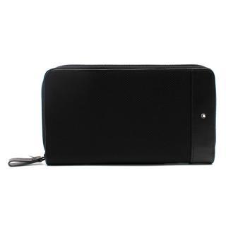 MontBlanc Leather Nightflight Travel Wallet
