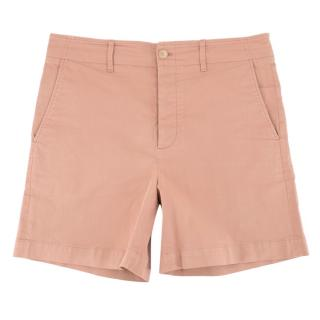 Gucci Blush Chino Style Mens Cotton Short