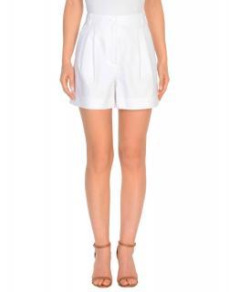 Dolce & Gabbana Cotton Pique Shorts