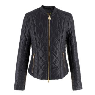 Barbour Quilted Classic Black Jacket