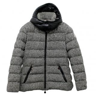 Moncler Astere Wool Down Jacket