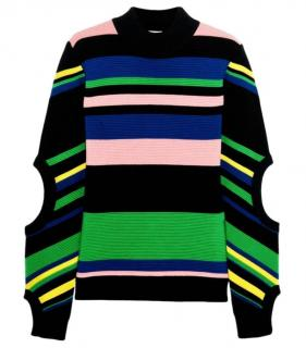 J. W. Anderson merino wool striped jumper