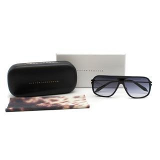Victoria Beckham Loop Aviator VBS143 Sunglasses