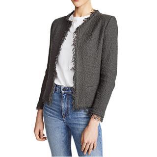 Iro Shavni Frayed Jacket