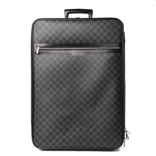 Louis Vuitton Damier Graphite Pegase 65 Suitcase