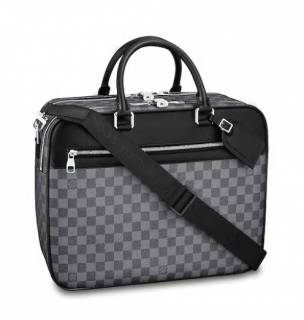 Louis Vuitton Damier Graphite Overnight Bag