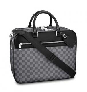 Louis Vuitton Damier Graphite Overnight Bag