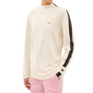 Bella Freud oversized cashmere jumper