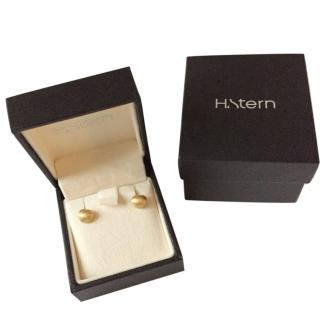 H Stern Golden Stones Colection Stud Earrings