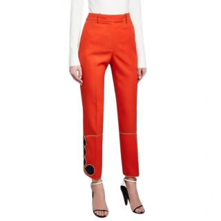 Calvin Klein 205W39NYC Mariachi Trousers with Embroidery