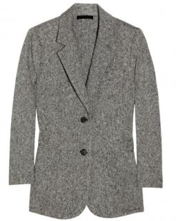 The Row Edith Tweed Cashmere Blazer
