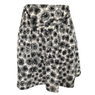 Comptoir Des Cotonniers Printed Skirt