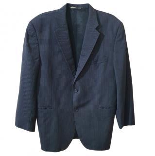 Burberry striped blazer