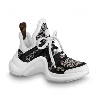 Louis Vuitton LV Archlight Tweed Sneakers