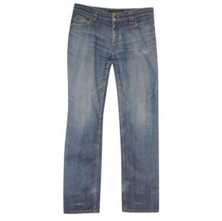 Louis Vuitton Straight Leg Jeans