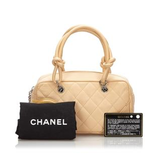Chanel Cambon Ligne Bowler Bag