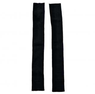 Ralph Lauren Ribbed Knit Leg Warmers