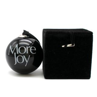 Christopher Kane More Joy Glass Bauble