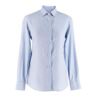 Loro Piana Cotton Striped Shirt