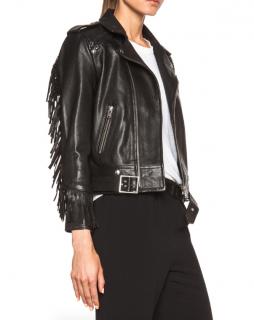 Iro Zerignola Leather Jacket