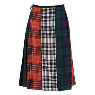 Le Kilt Mix and Match Wool Skirt