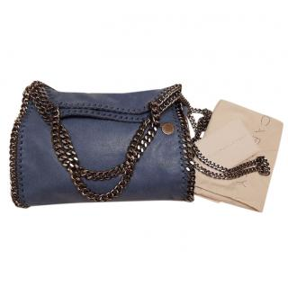 Stella McCartney Small Blue Falabella Tote