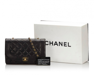 Chanel Diana Flap Shoulder Bag