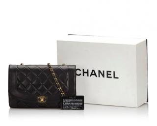 Chanel Diana Flap Shoulder Bag
