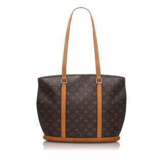 Louis Vuitton Monogram Babylone Shoulder Bag