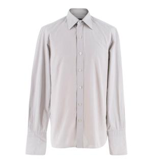 Tom Ford Double-Cuff Cotton Shirt